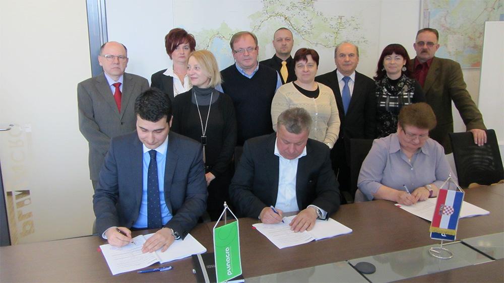 Potpisan kolektivni ugovor